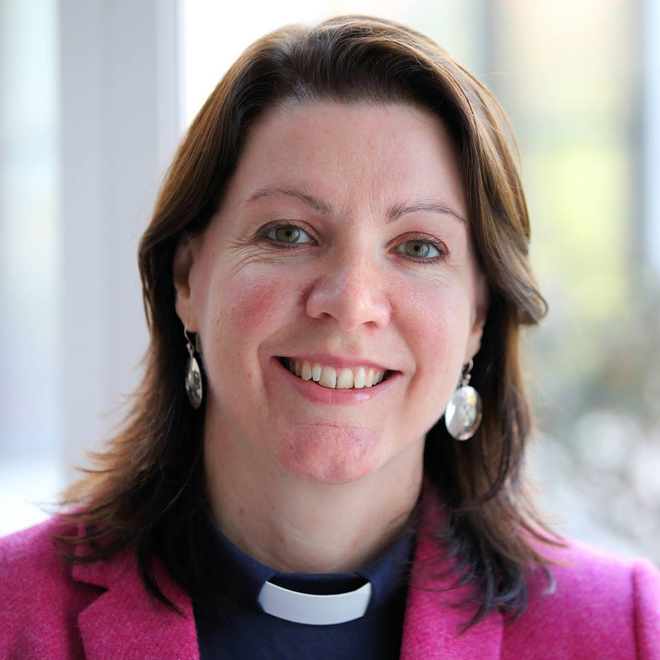 Archdeacon of Ipswich Rev Rhiannon King